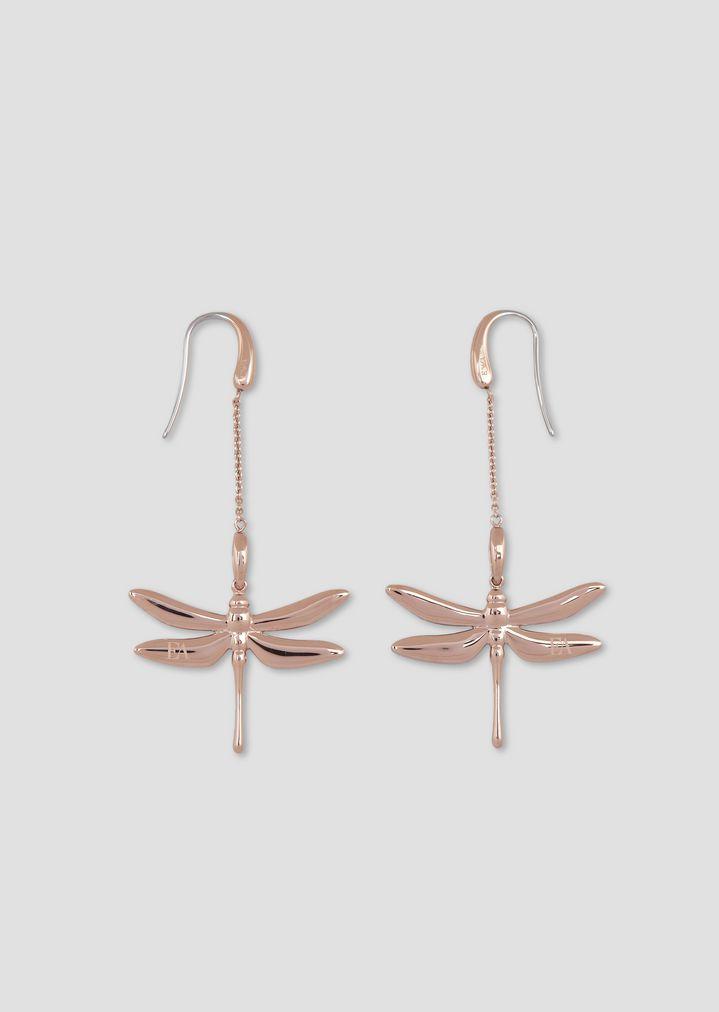 cfa9fa0eda Dragonfly edelstahlohrringe für damen