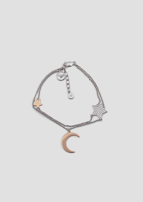 Женский браслет из серебра 925пробы