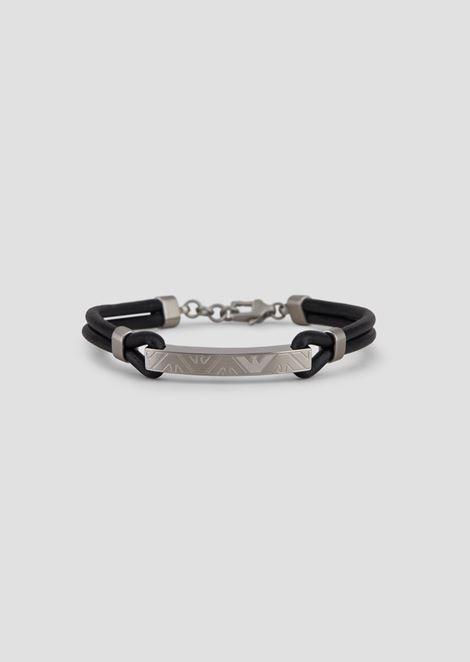 Man stainless steel bracelet