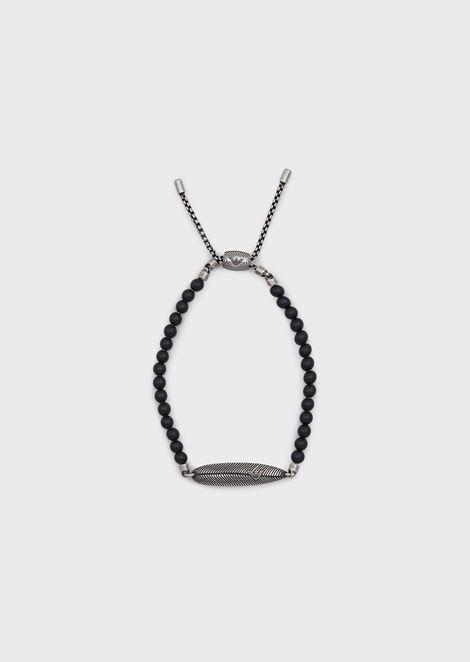 Bracelet en acier inoxydable pour homme
