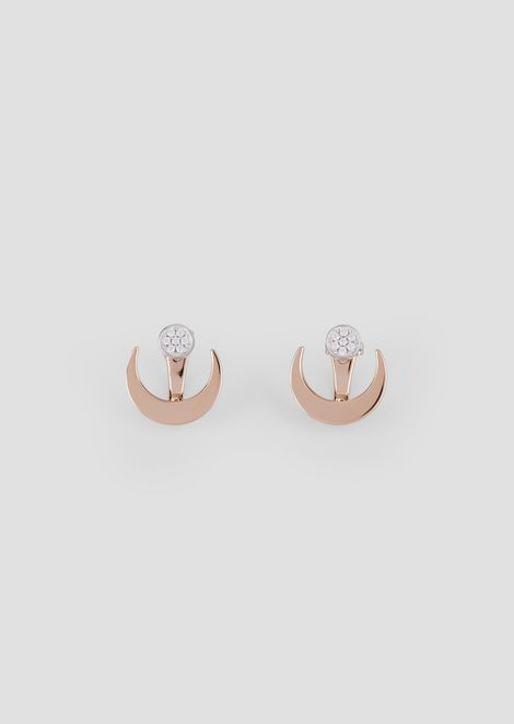 608a0204 Women's Earrings | Emporio Armani