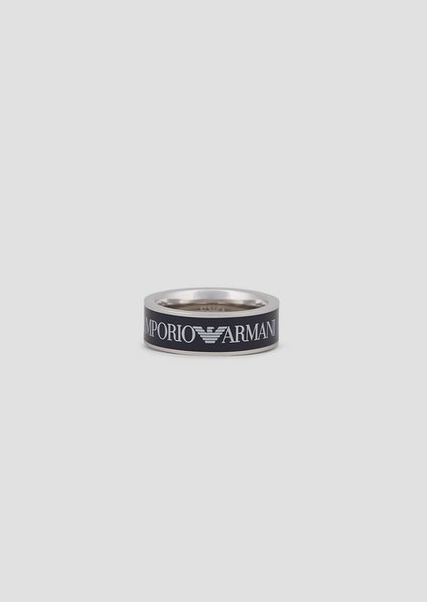 Man stainless steel ring