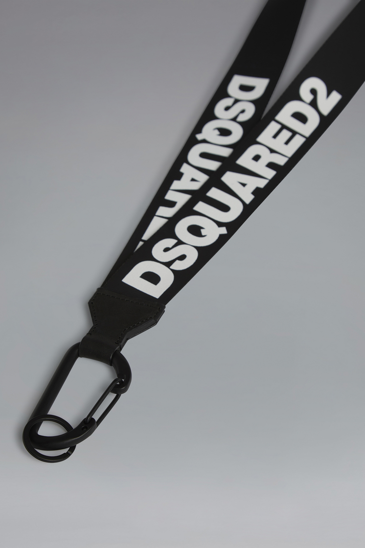 DSQUARED2 Bionic Sport Dsquared2 Tape Snap-Hook Necklace Necklace Man