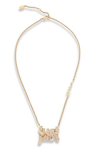 JUST CAVALLI Necklace Woman Necklace with heart-shaped pendant f