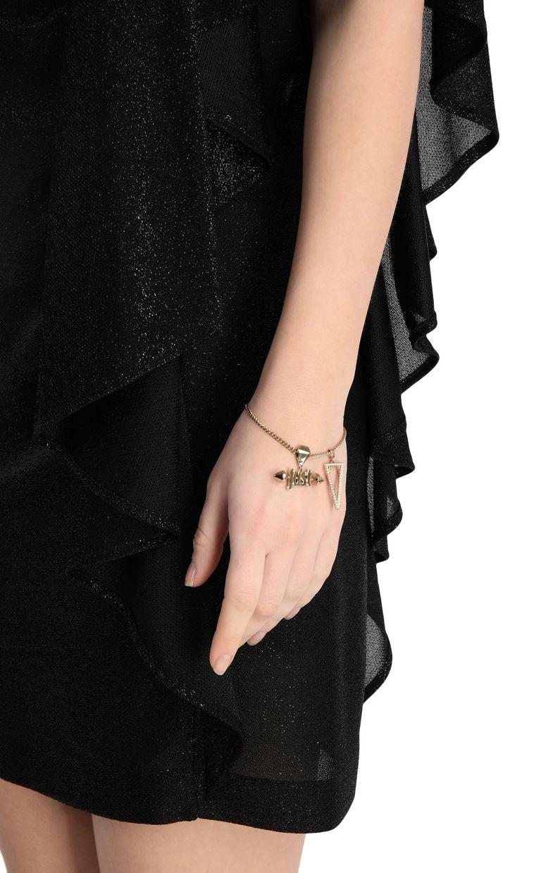 JUST CAVALLI Bracelet with JUST logo Bracelet Woman d