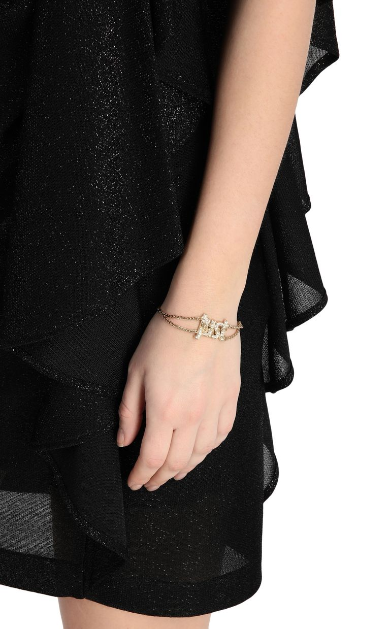 JUST CAVALLI Bracelet with stylised snake Bracelet Woman d