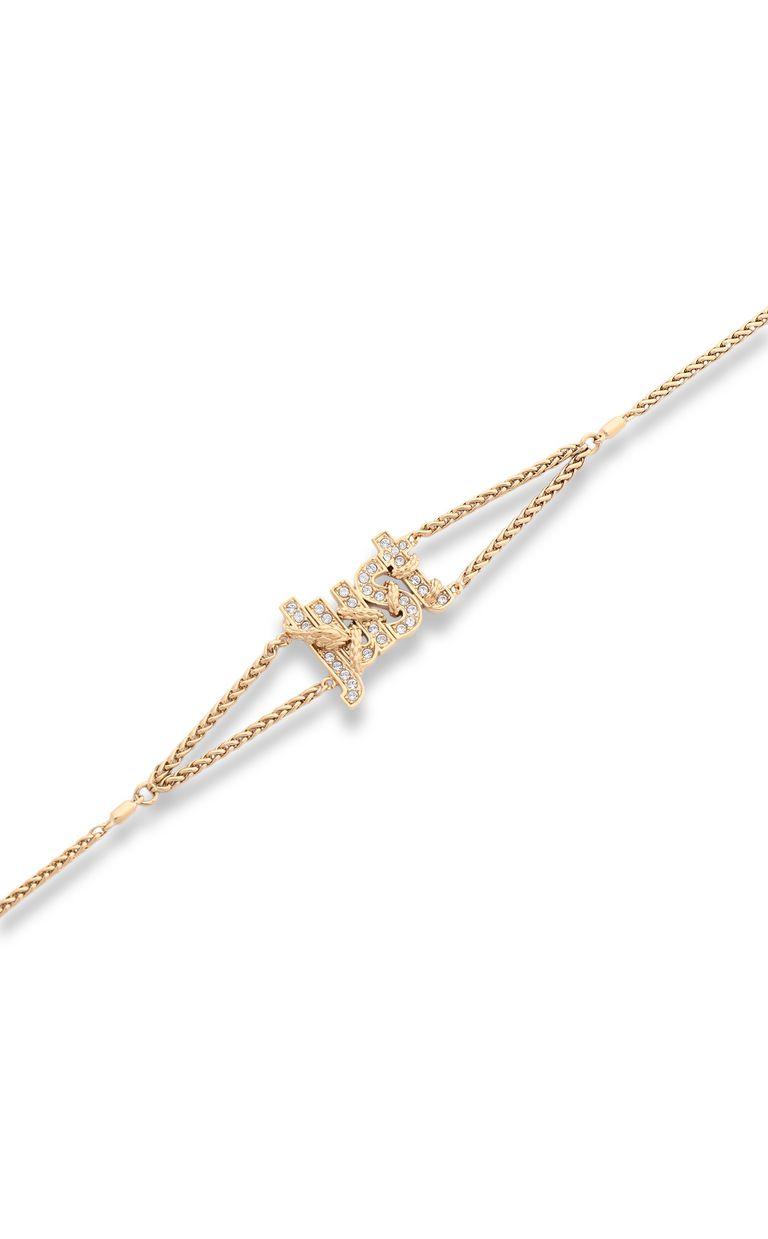 JUST CAVALLI Bracelet with stylised snake Bracelet Woman r