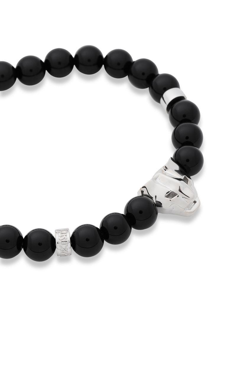 JUST CAVALLI Bracelet in onyx stone Bracelet Man r