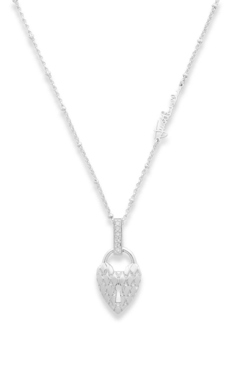 JUST CAVALLI Necklace with heart-shaped pendant Necklace Woman e