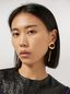 Marni MOD metal and resin screw earrings with pendant Woman - 2