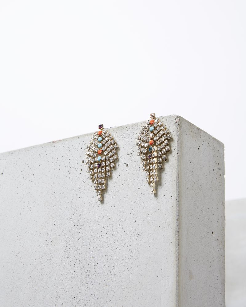 D'ALESSIO earrings ISABEL MARANT