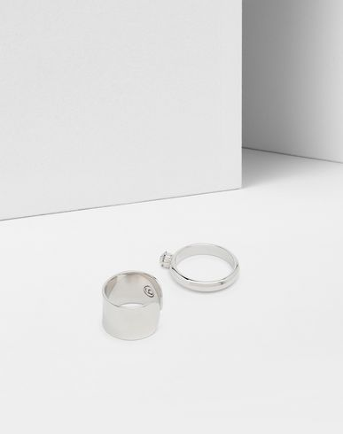 JEWELLERY Dual-wear ring Silver