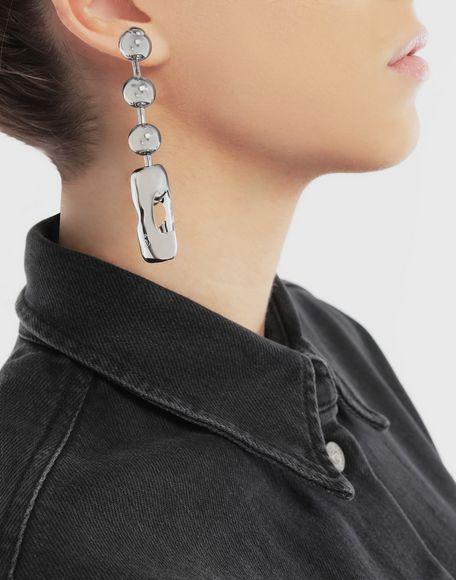MM6 MAISON MARGIELA Asymmetric earring set Earrings Woman r