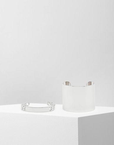 JEWELLERY Dual-wear bracelet Silver