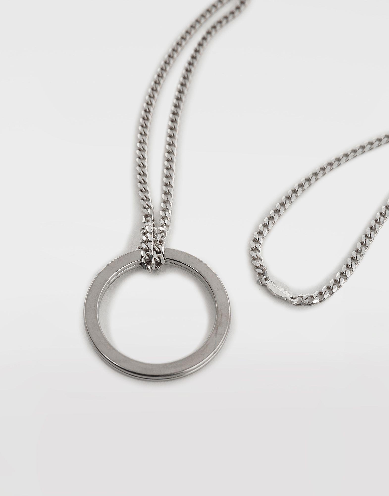 MAISON MARGIELA Unterschiedlich tragbare Kette Halskette Herr a