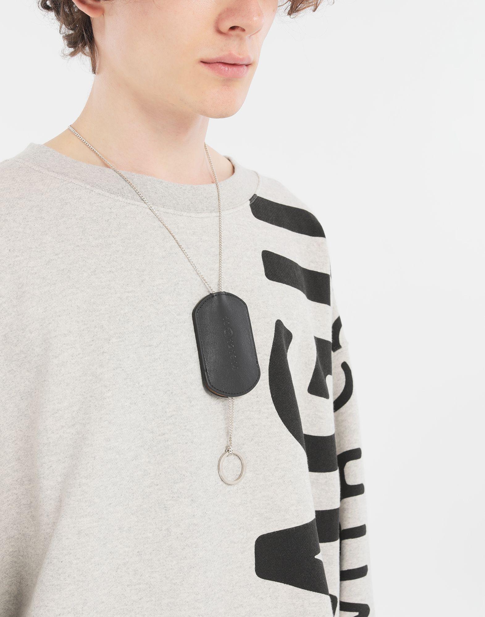 MAISON MARGIELA Unterschiedlich tragbare Kette Halskette Herr r