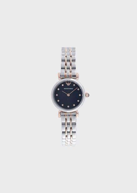 钢表带腕表