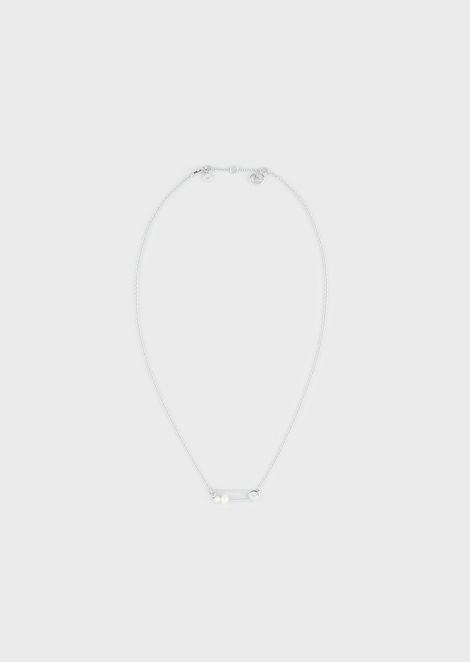 Women's Sterling Silver Pearl Bracelet
