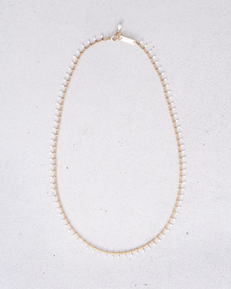 CASABLANCA NECKLACE ISABEL MARANT