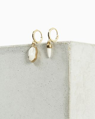 New it' s all right earrings