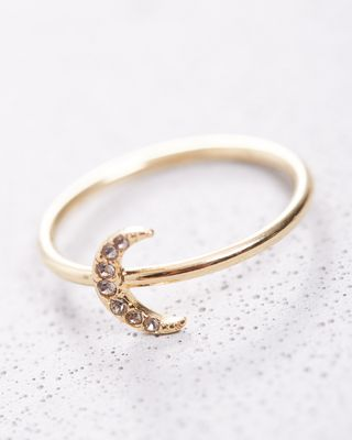 ISABEL MARANT Ringe Dame RING FULL MOON d