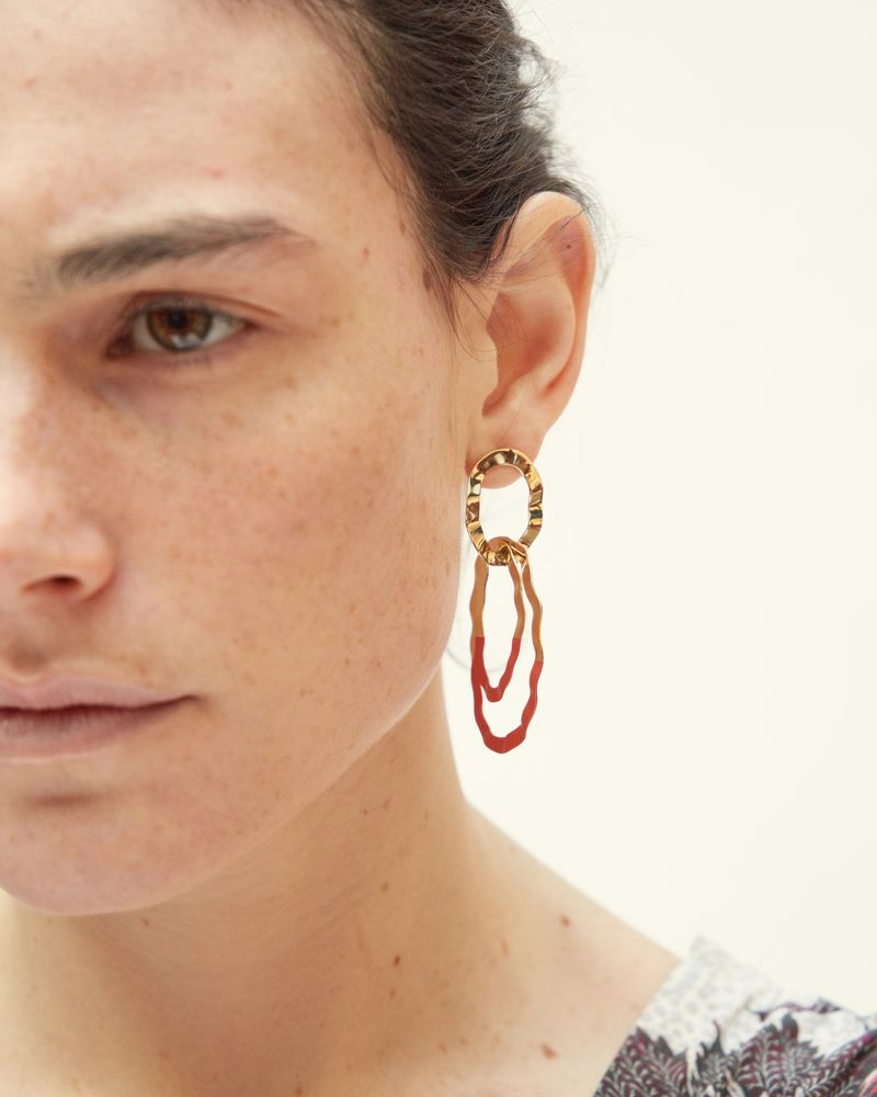NEW PITH EARRINGS  ISABEL MARANT