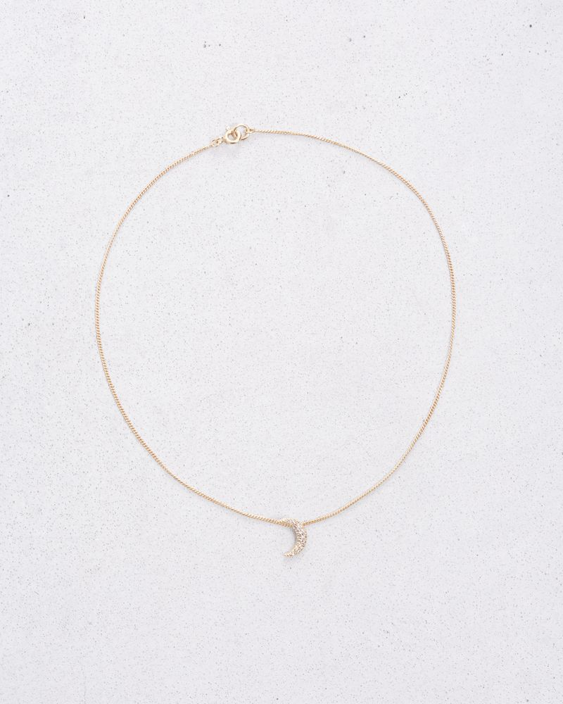 FULL MOON NECKLACE ISABEL MARANT