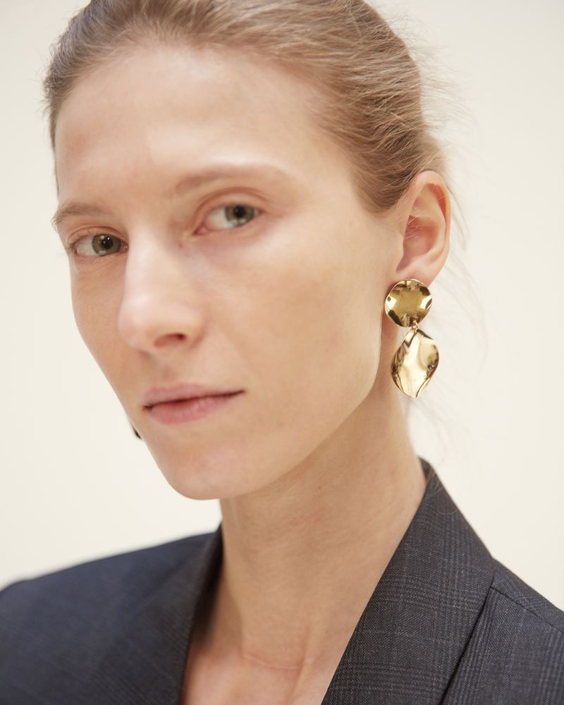 PETAL EARRINGS  ISABEL MARANT