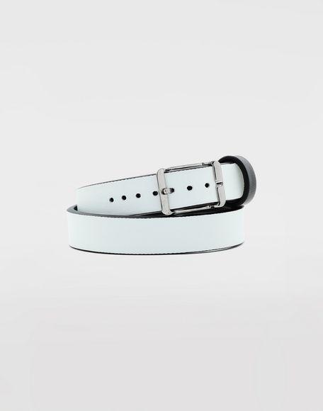 MAISON MARGIELA Calfskin belt bracelet Bracelet Man e