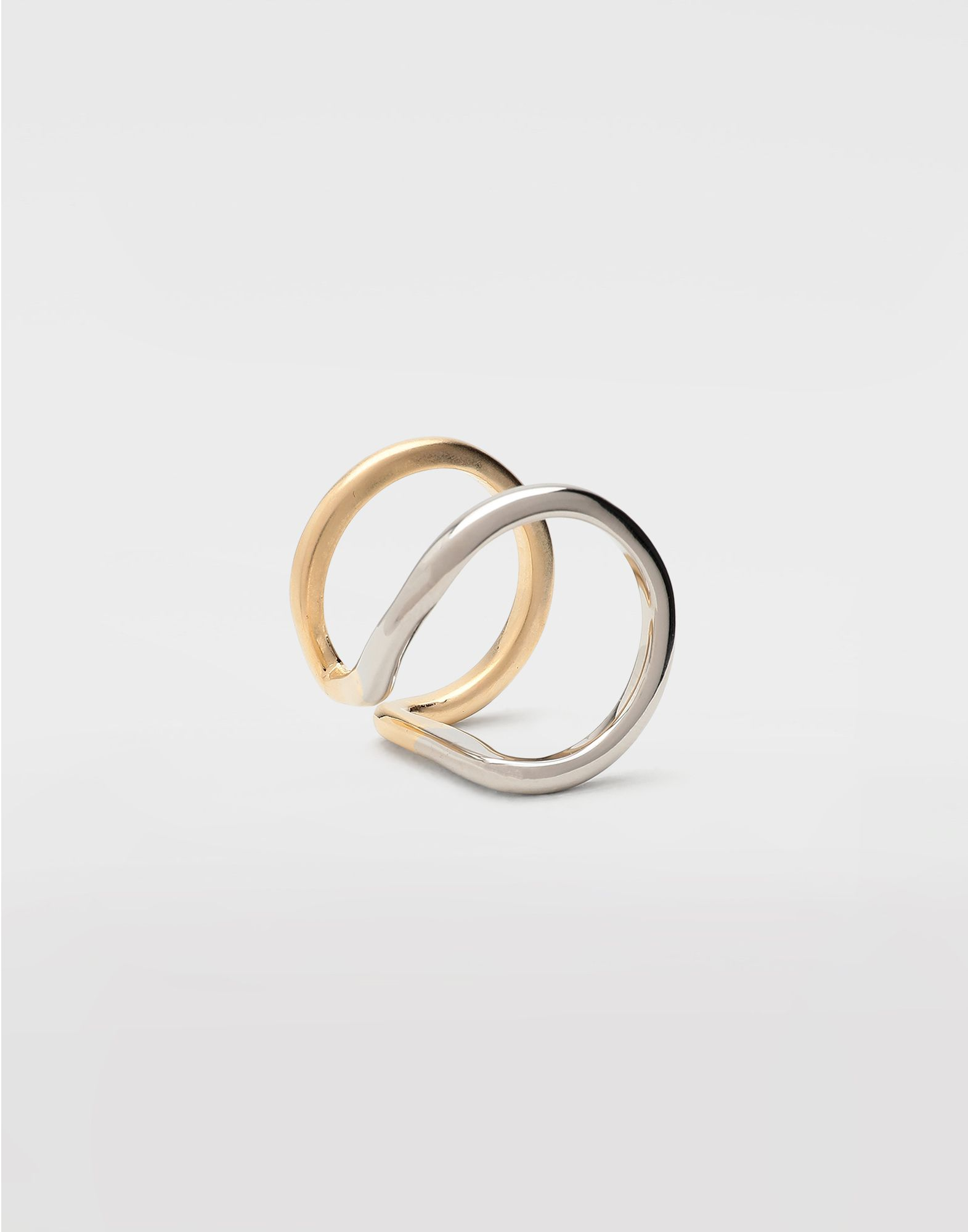MAISON MARGIELA Rings set of 4 Ring Woman d