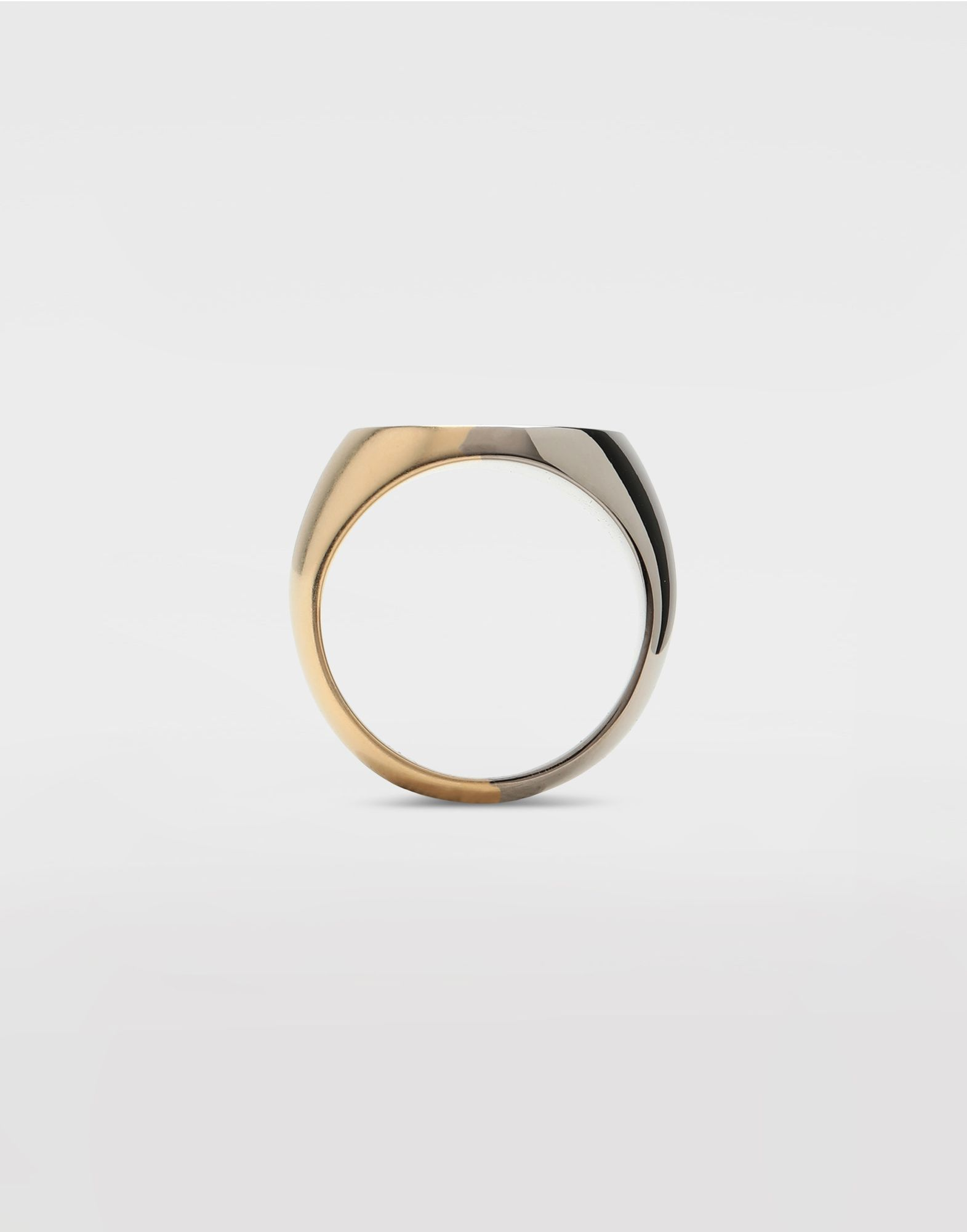 MAISON MARGIELA Logo ring Ring Woman f