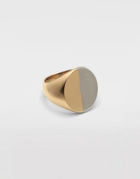 MAISON MARGIELA Logo ring Ring Woman a