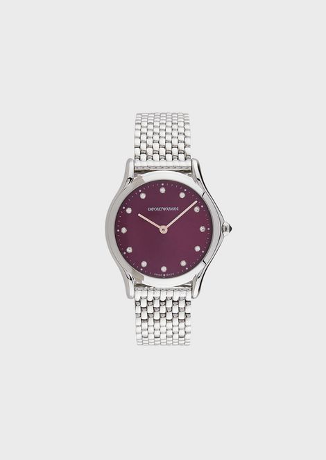 Women's Swiss Made Classic Two-Hand Watch