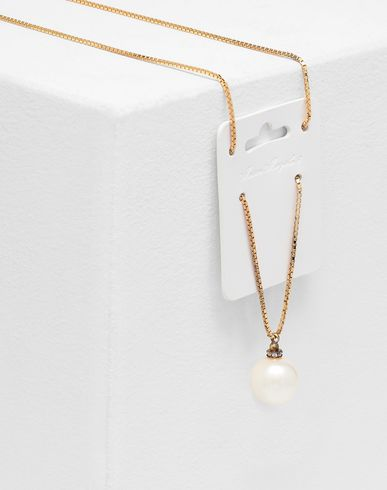 JEWELLERY 'Display' necklace Gold