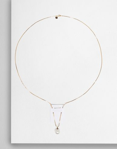 JEWELRY  'Display' necklace Gold