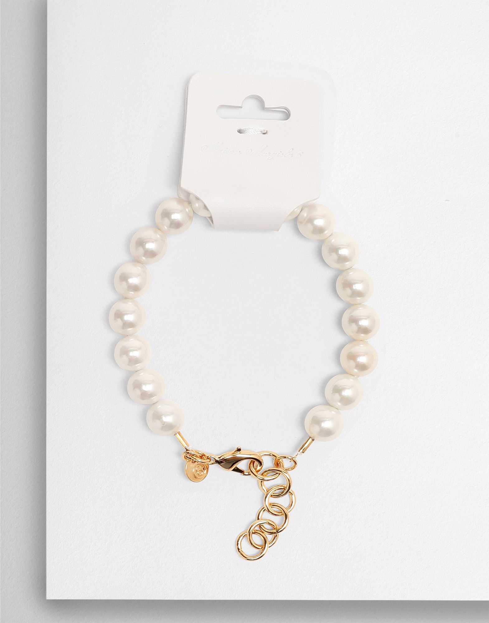 MM6 MAISON MARGIELA 'Display' bracelet Bracelet Woman f