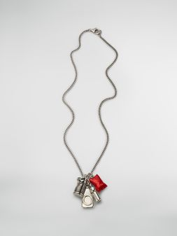 Marni Metal necklace WASTE Man
