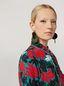 Marni VERTIGO earrings in metal and resin green and black Woman - 2
