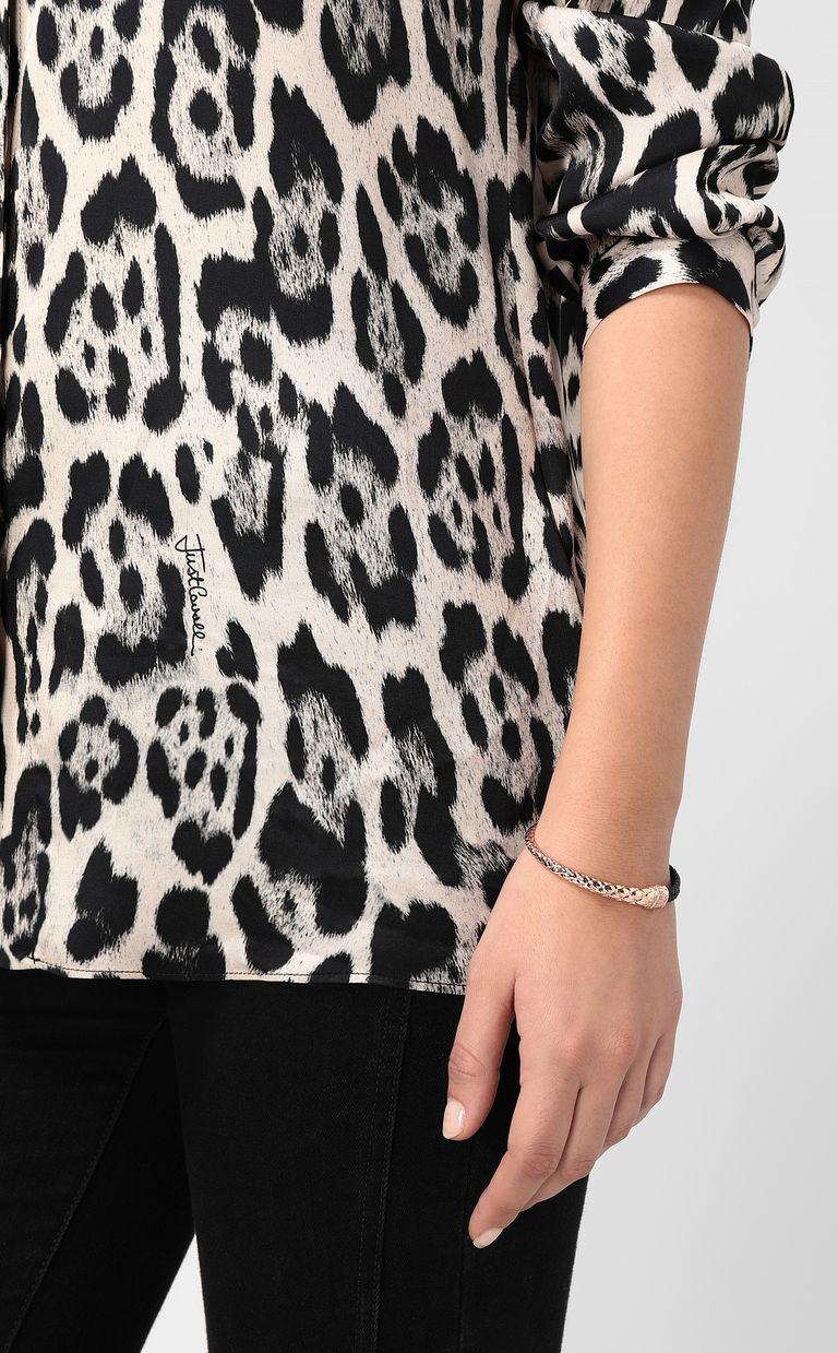 JUST CAVALLI Snake bracelet Bracelet Woman d