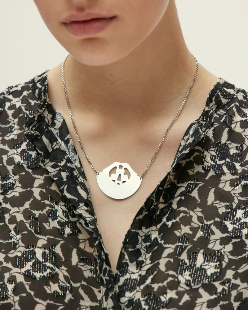 SHIELD NECKLACE ISABEL MARANT