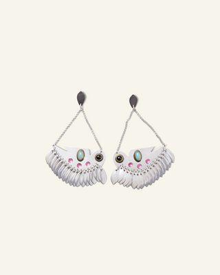 BIRDY 钉饰耳环
