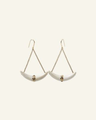 CAP HORN EARRINGS