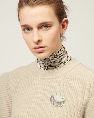 ISABEL MARANT BROOCH Woman BIRDY BROOCH d