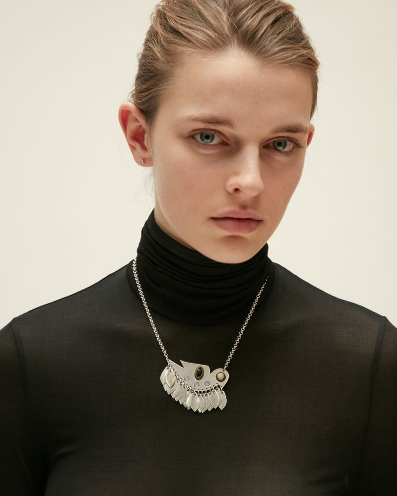 BIRDY STUDS NECKLACE ISABEL MARANT