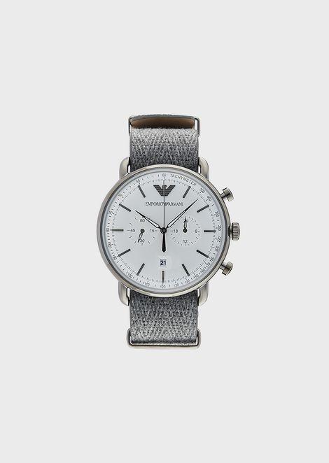 Men's NATO Strap Cronograph