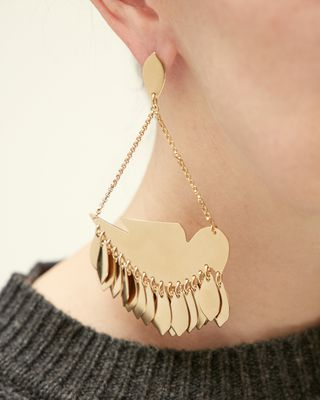 ISABEL MARANT EARRINGS Woman BIRDY EARRINGS d