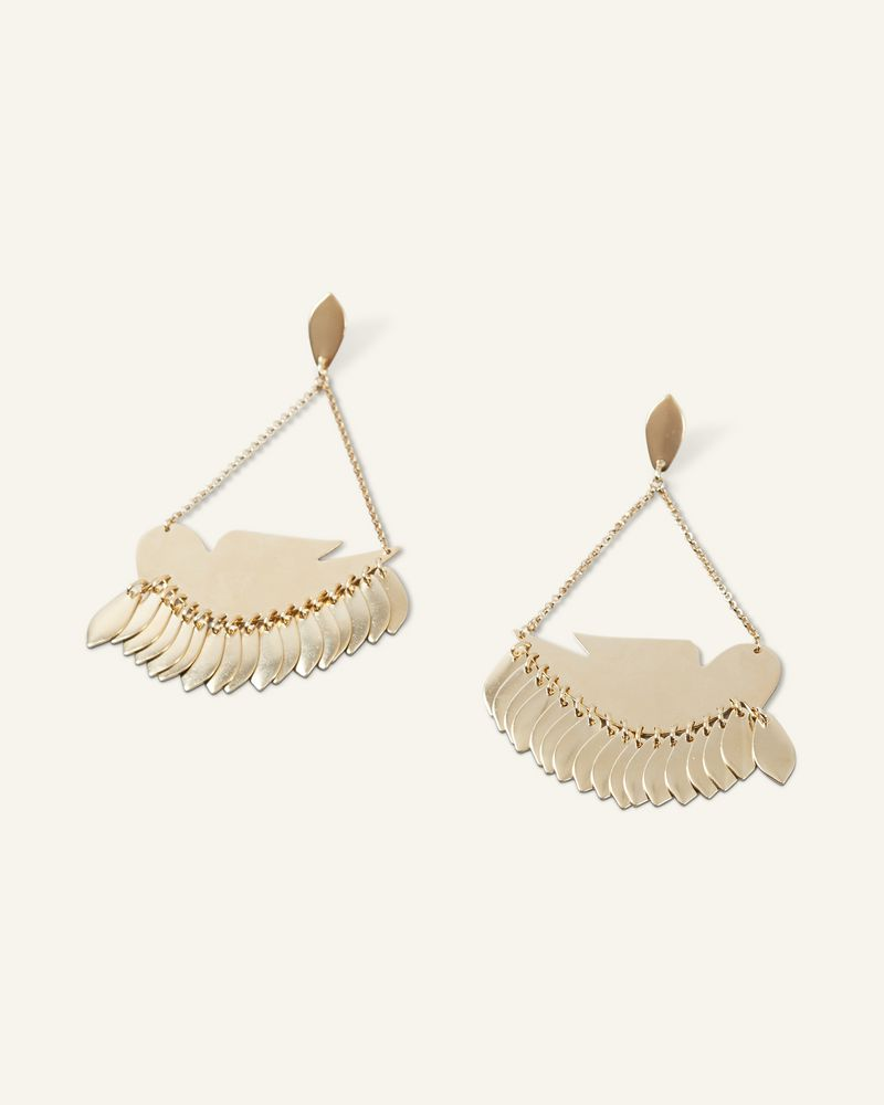 BIRDY EARRINGS ISABEL MARANT