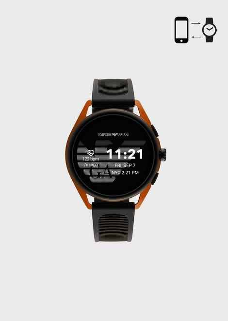 Smartwatch 3 aluminium orange