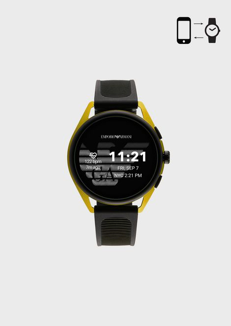 Smartwatch 3 Yellow Aluminum