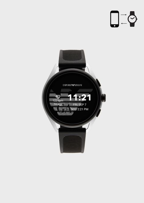 Smartwatch 3 Black Aluminum